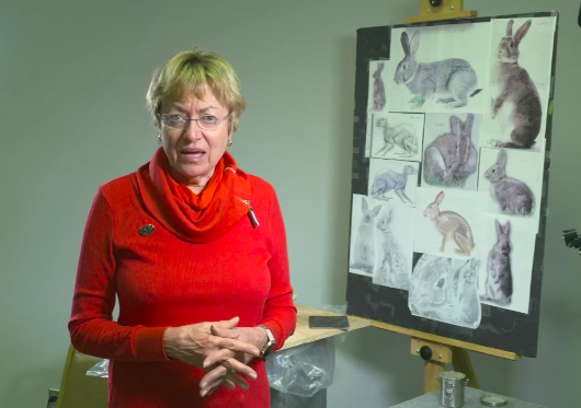 Christine Knapp Animal and Bird Techniques for Relief