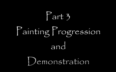Introduction to Plein Air Oil Painting – Part 3: Painting Progression & Demo