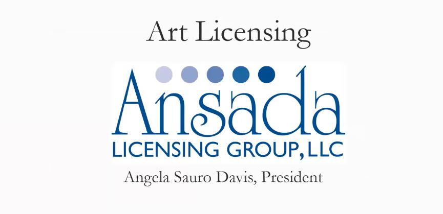 Angela Sauro-Davis Licensing Your Work