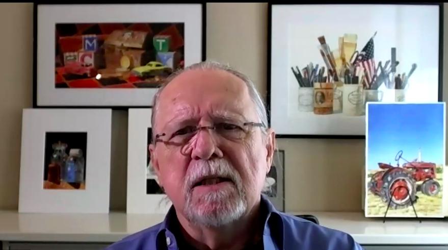 Laurin McCraken History of Watercolor